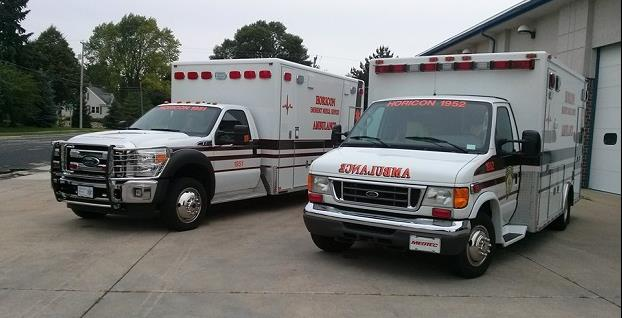 EMS Ambulances