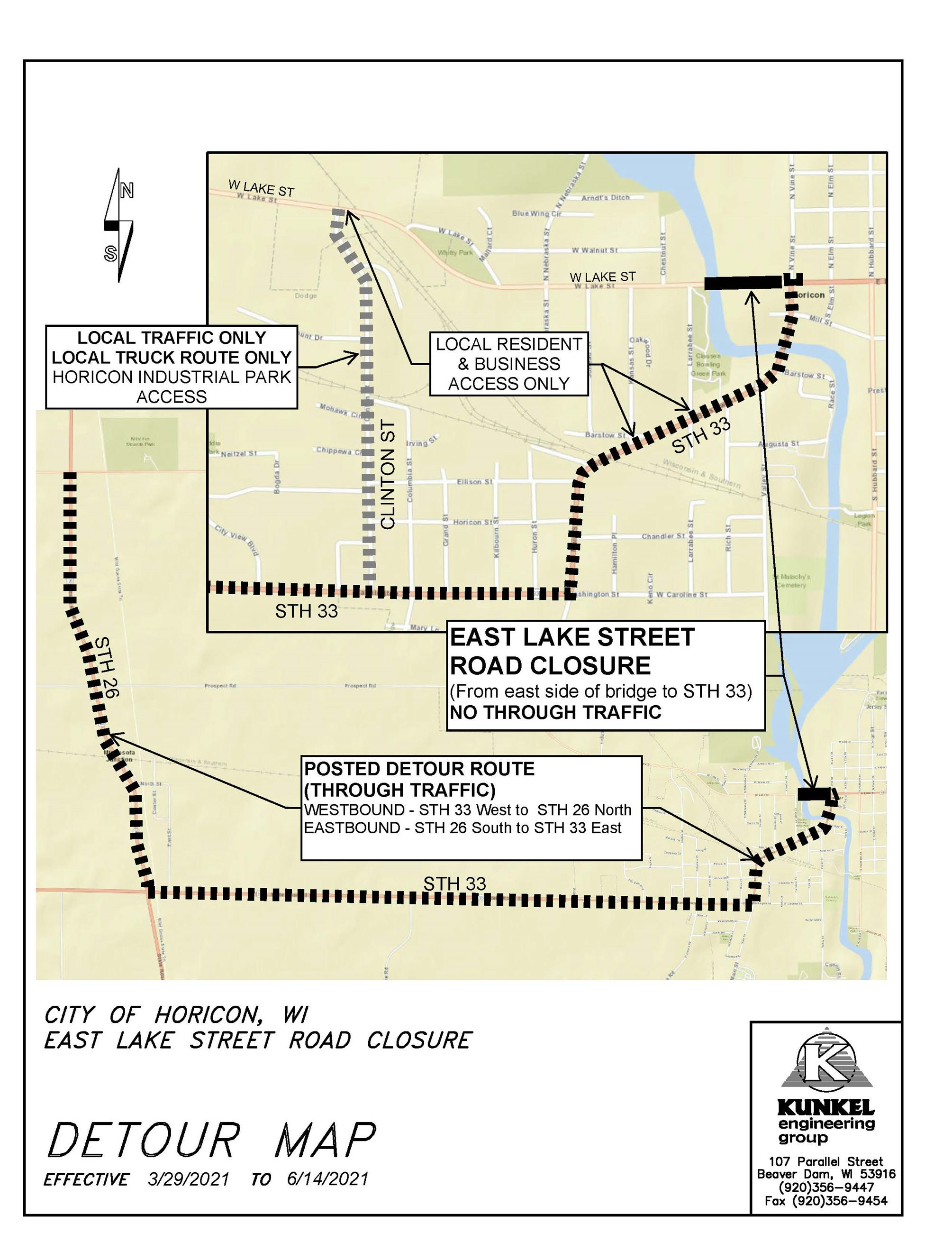 2021-03-29_East Lake Street Closure and Detour Map